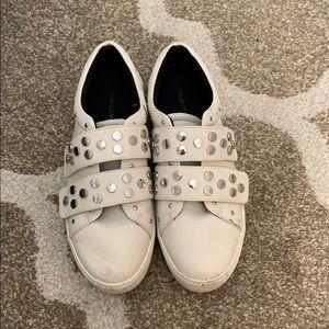 REBECCA MINKOFF Velcro sneaker